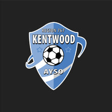 Kentwood AYSO Car Decal
