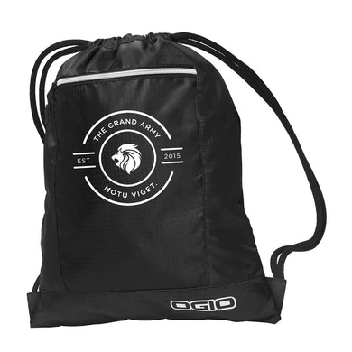 Grand Army Drawstring Bag