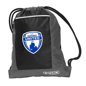 Midwest United Drawstring Bag