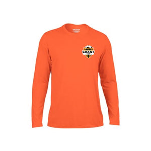Grant AYSO Performance Long Sleeve T-Shirt