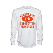 Undefeated Preseason Long Sleeve Tee