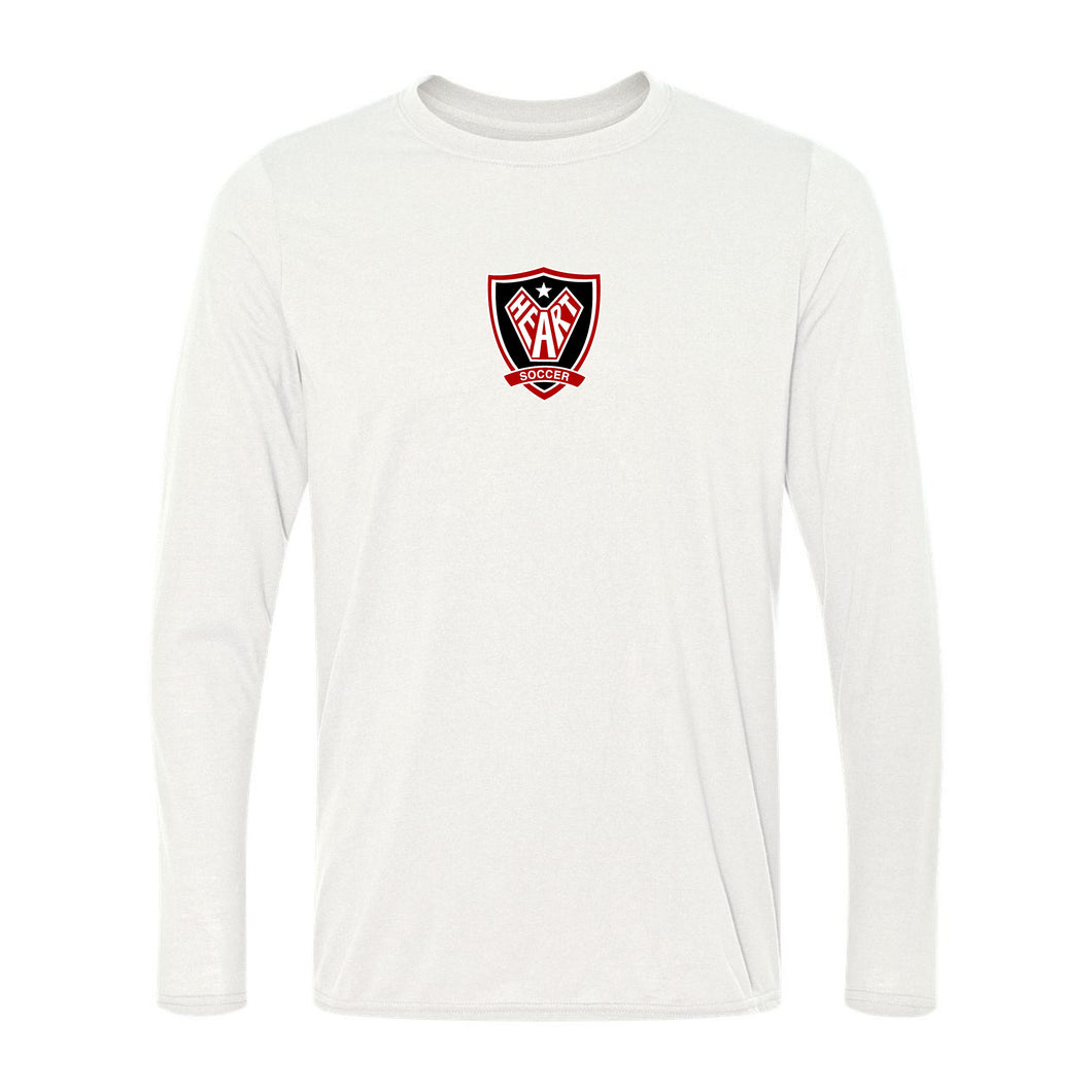 Heart Performance Long Sleeve Tee