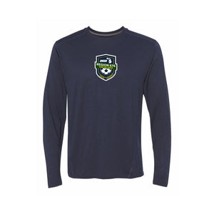 Georgetown Performance Long Sleeve Tee