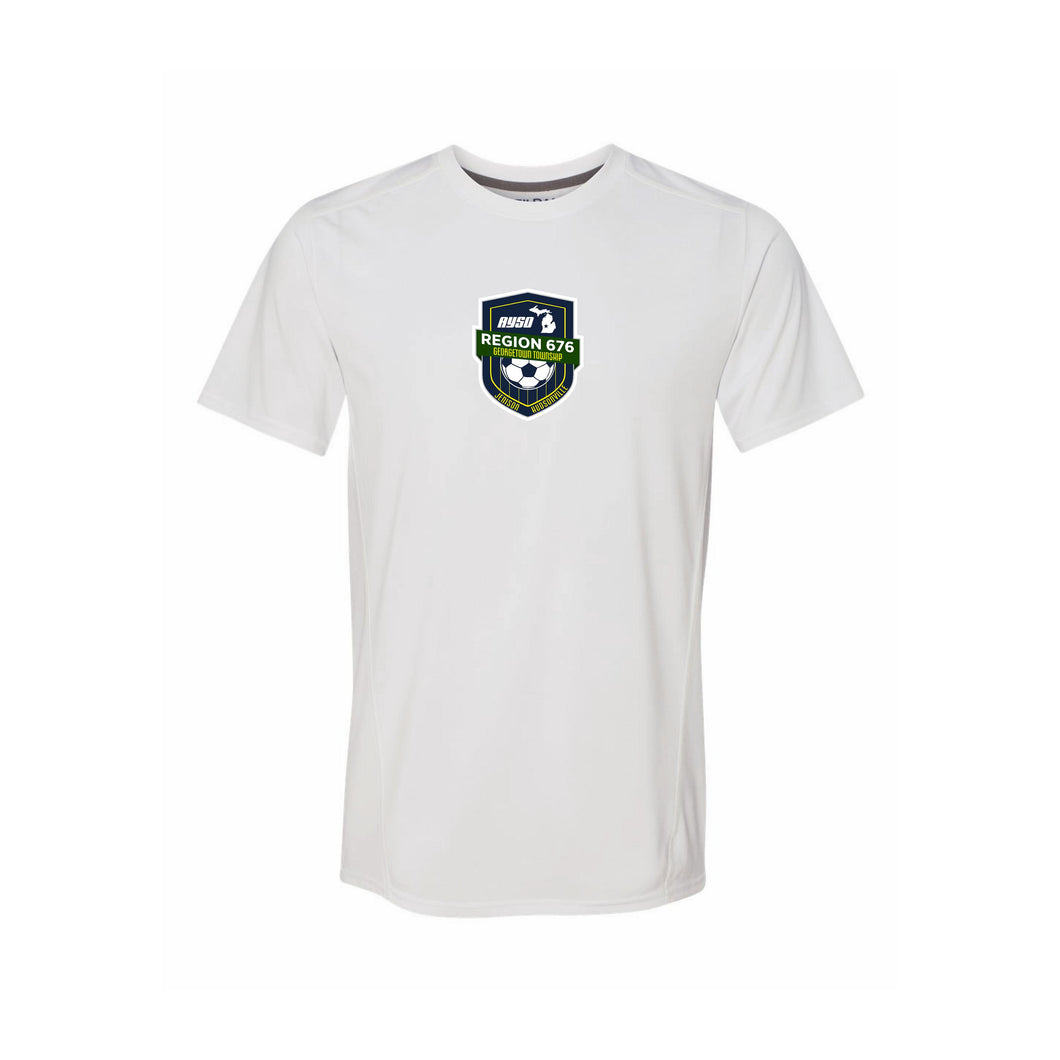 Georgetown Performance Short Sleeve Tee