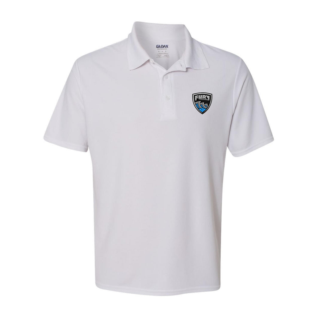 Fury Men's Performance Polo