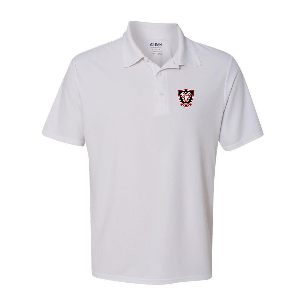 Heart Men's Performance Polo