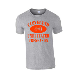 Undefeated Preseason Tee