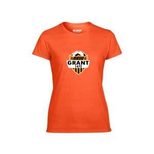 Grant AYSO Ladies' Performance T-Shirt
