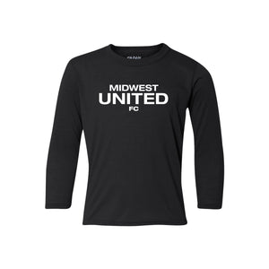 Midwest United Performance Long Sleeve Tee (Youth)