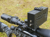 "QD v4 5"" HD  Quick Detachable Night vision system 25mm-40MM scope tubes MP high performance lens"