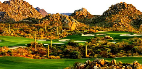 Rent Golf Clubs in Scottsdale