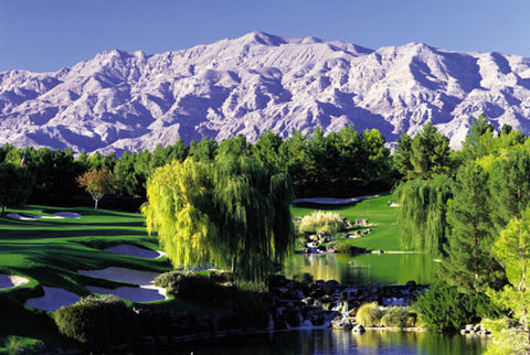 Golf club rentals for snowbirds in Las Vegas