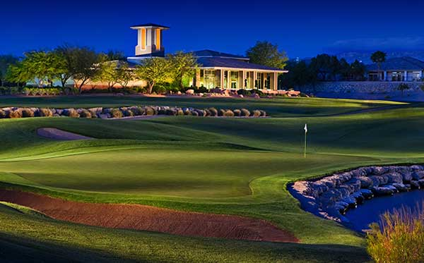 Las Vegas Golf TPC The Players Course