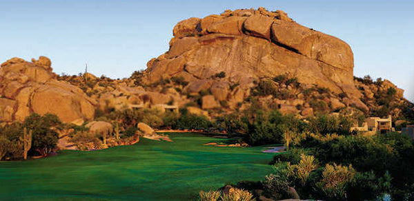 The Boulders Golf Club Phoenix Arizona