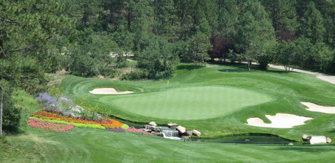 Castle Pines Golf Club Denver CO