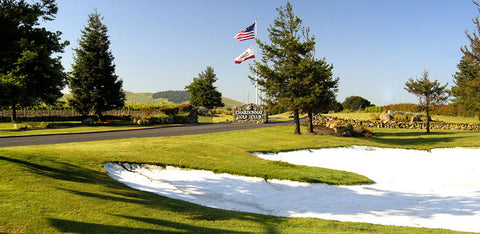 Chardonnay Golf Course San Francisco CA
