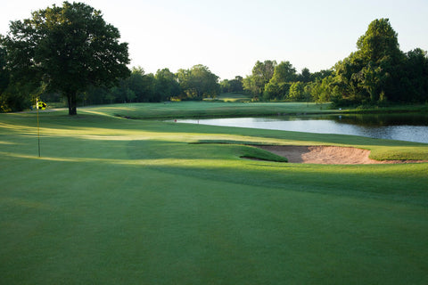 Rent golf clubs in Tulsa