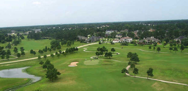 Gleannloch Pines Golf Club Houston TX