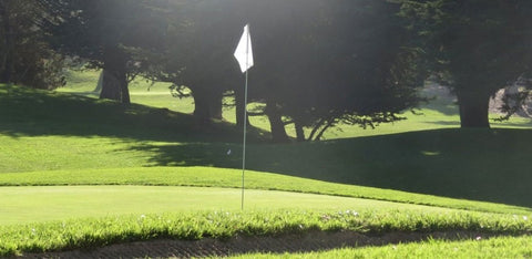 Golden Gate Park Golf Course San Francisco CA