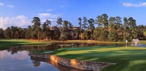 Golf Trails of The Woodlands Houston Texas