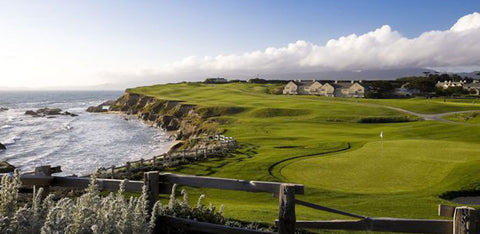 Half Moon Bay Golf Links San Francisco CA