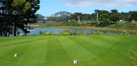 TPC Harding Park Golf Course San Francisco CA