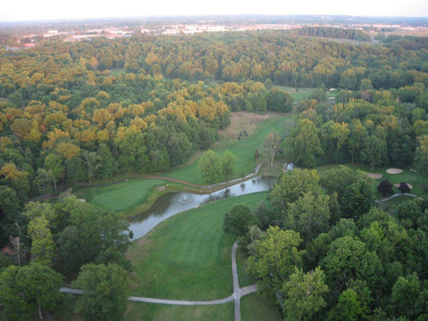 Rent golf clubs in Cleveland