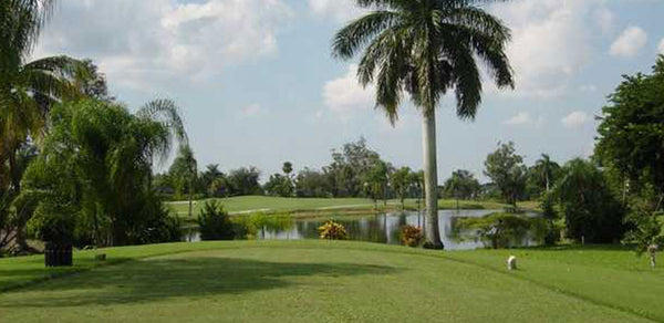 Hibiscus Golf Club Ft. Myers Florida