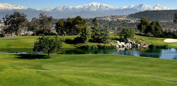 Industry Hills Golf Course Los Angeles CA