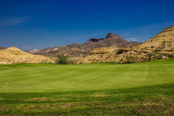 Lajitas Golf Resort, Black Jack's Crossing Lajitas Texas