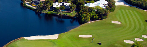 Rent golf clubs in Florida