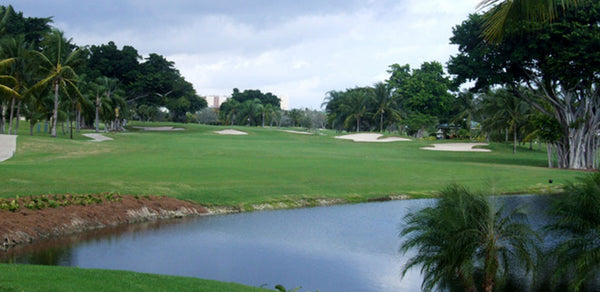 Orangebrook Golf & Country Club Fort Lauderdale Florida