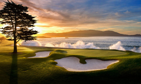 Golf club rentals for snowbirds in California