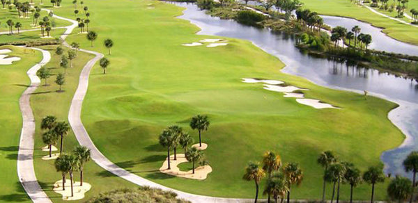 Plantation Preserve Golf Course Fort Lauderdale Florida