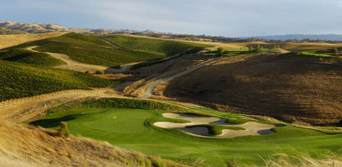 Poppy Ridge Golf Course San Francisco CA