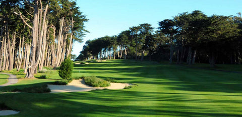 Presidio Golf Course San Francisco CA