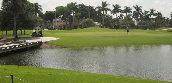 The Bridges at Springtree Golf Club Ft Lauderdale FL