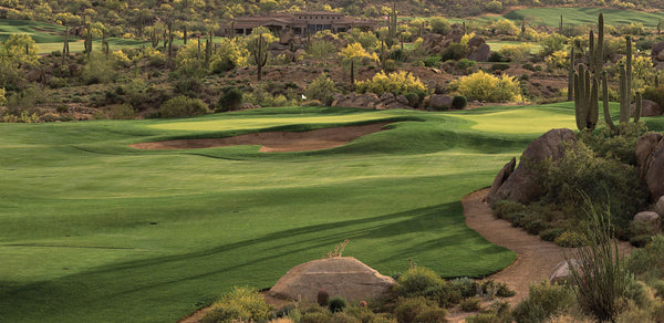 Sun Ridge Canyon Golf Club Phoenix Arizona