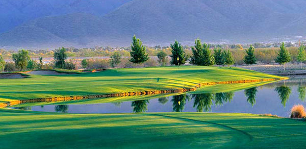 Talking Stick Golf Course Phoenix Arizona