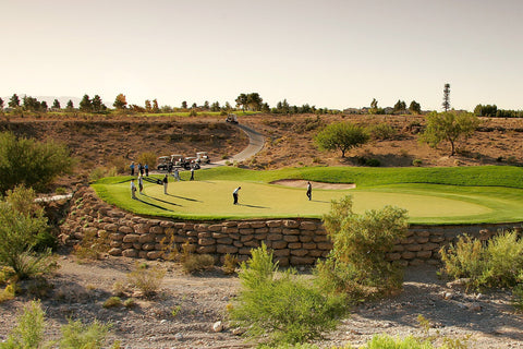 Rent golf clubs in Las Vegas