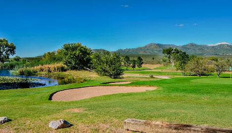 Golf club rentals for snowbirds in Arizona