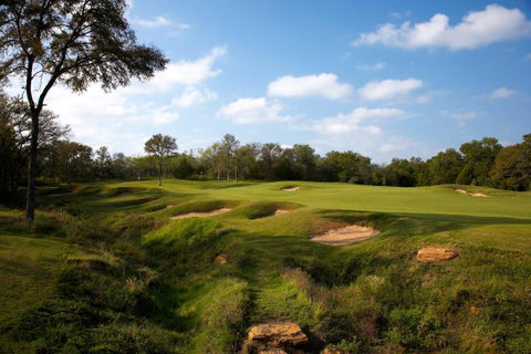 Golf club rental in Austin