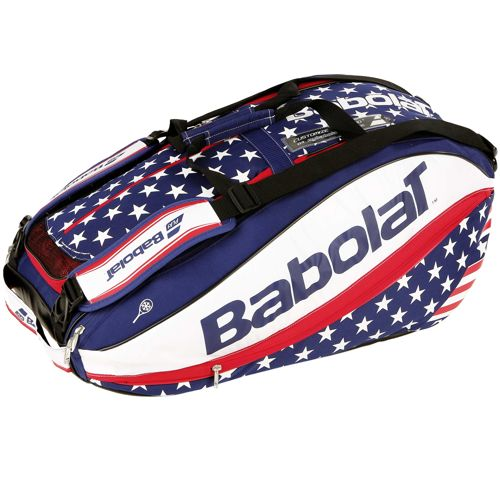 Babolat Pure Aero Stars & Stripes (12-Pack) Tennis Bag Men