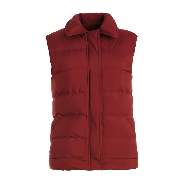 LORO PIANA STORM SYSTEM RAIN &WIND PROTECTION DOWN VEST I 38 XS  LADIES