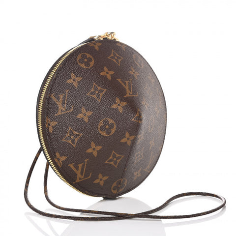 LOUIS VUITTON Monogram Toupie Bag Handbag Ladies