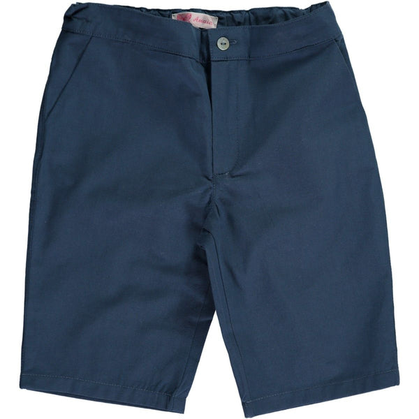 AMAIA KIDS BOY NAVY BERMUDA SHORTS  Children