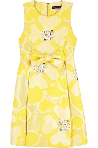Marc by Marc Jacobs Clover jacquard dress Ladies