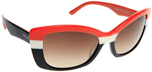 PRADA SPR03N Sunglasses in color DAN6S1 Colorblock Tinted Sunglasses Ladies