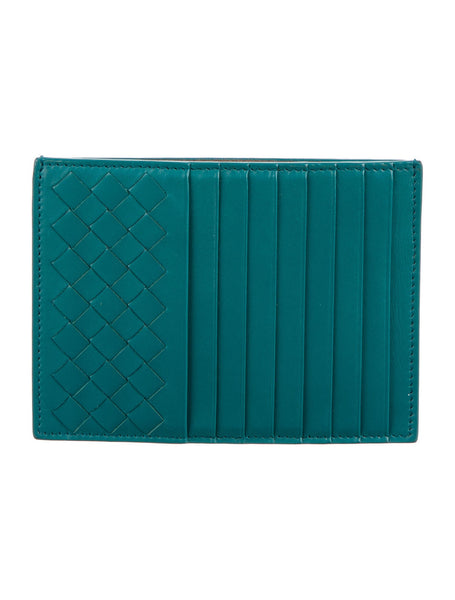Bottega Veneta Intrecciato Card Holder ladies