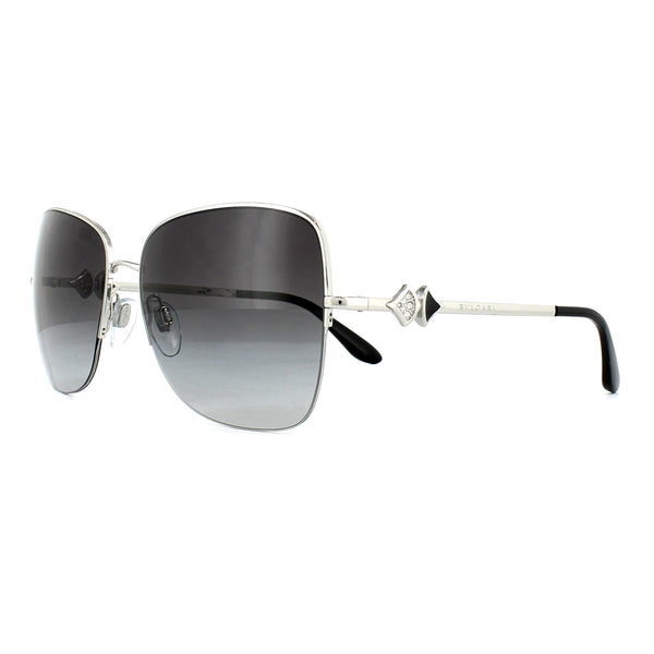 BVLGARI SWAROVSKI CRYSTAL BV6077B SUNGLASSES ladies